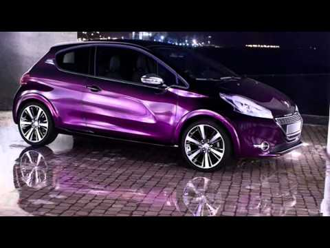 2012 Peugeot 208 Xy Concept On 18 16 Turbodiesel 115 Cv Youtube