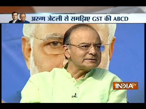 GST Conclave: Arun Jaitley clarifies on people filling number of forms in order to pay tax