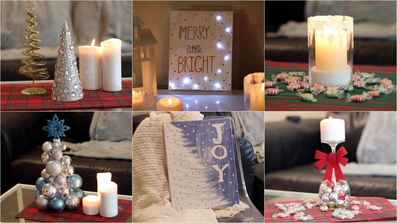 Hot 43 Christmas Room Decor Ideas Great Ideas 2017 Home Decorating Ideas Youtube