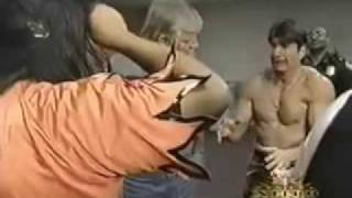 WCW Eddie Guerrero Unmasks Every Luchadore in the Company