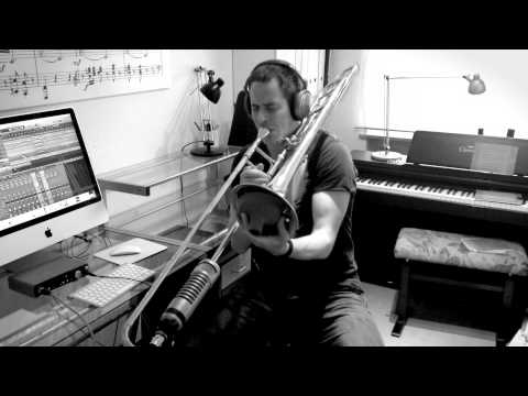 All Of Me (John Legend) - trombone version