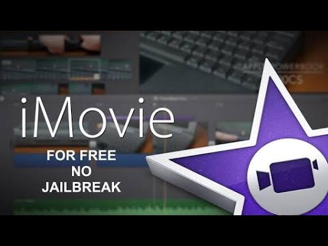 Download iMovie on iOS Device For Free [No Jailbreak ] [No pc ]