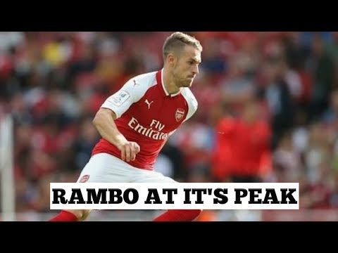 AARON RAMSEY - RAMBO AT IT'S PEAK ● HD ●