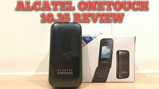 Cheap Phone Reviews Alcatel OneTouch 10.35 £15.00 UK