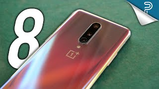 OnePlus 8 Review: Updates Changed My Mind..