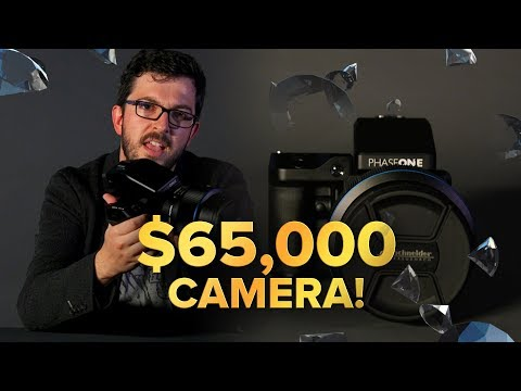 Phase One IQ3 XF: A 100 megapixel camera for 65 grand?! (Techadence)