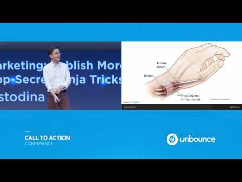 Andy Crestodina - Unbounce Call To Action Conference 2017