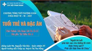 HTTL PHAN RANG - Chương Trình Thờ Phượng Chúa - 10/10/2021