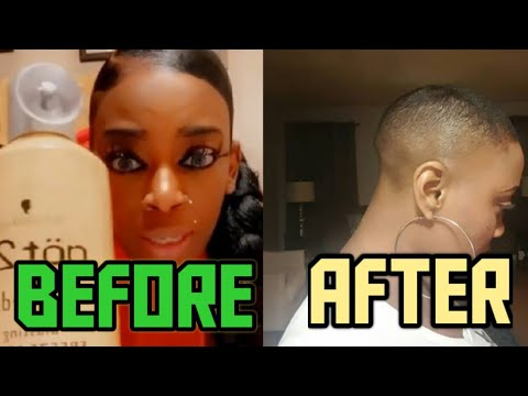 Trending Tiktoker Who Used Gorilla Glue as Hair Spry and Now She Lose Hair