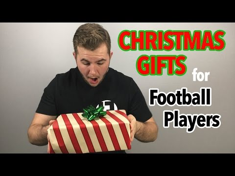 The BEST GIFTS for FOOTBALL PLAYERS | 9 Great Ideas
