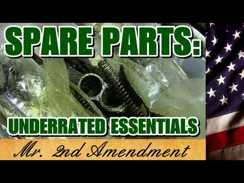 Spare Parts: Underrated Essentials
