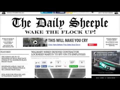 Walmart Had The FBI Joint Terrorism Task Force   Lockheed Martin Spy On Activist Employees    YouTub