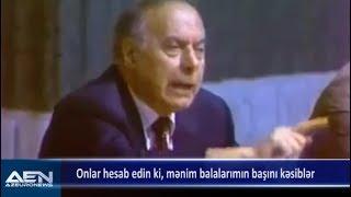 Heydər Əliyev: