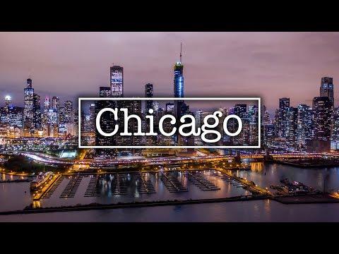 Chicago Autumn by Drone in 4K - DJI Mavic 2 Pro