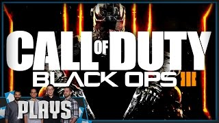 Colin Plays Call of Duty Black Ops 3 - Kinda Funny Plays