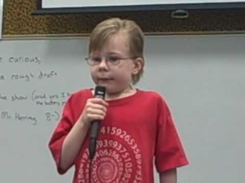 6-Year-Old Brennan Sings Nations of the World