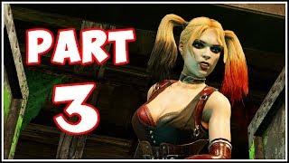 Batman Arkham City - Part 3 - The Fake Joker!