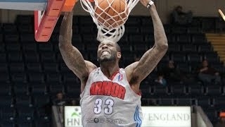 Willie Reed Highlights with Springfield Armor