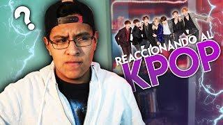 Reaccionando al K-POP