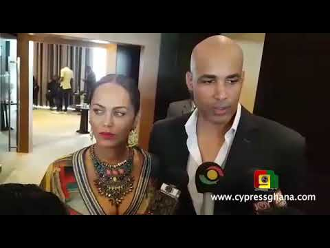 Hollywood Star Boris Kodjoe Arrives In Ghana To Host AITEO CAF Awards