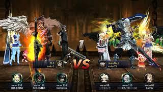 HIT: Heroes of incredible tales Reboot Server Asia Guild War with team FFN