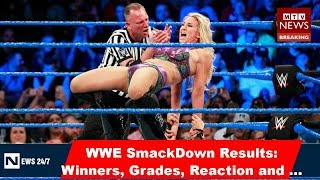 WWE SmackDown Results: Winners, Grades, Reaction and Highlights from November 14