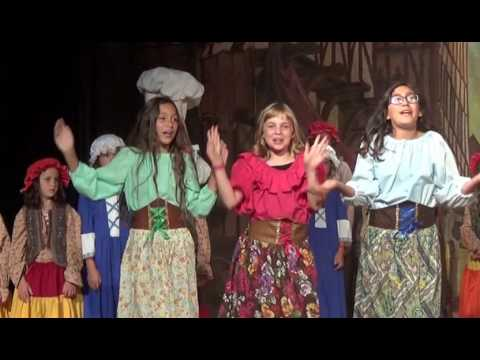 Beauty and the beast Jr. play Theatre West