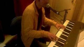 Laat me nu toch niet alleen piano cover - Roel (Pianoman)