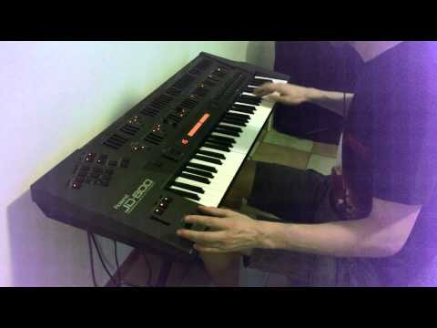 Synchronal Steps (Keyboard solo) - Denis Ronchese   Alex Argento cover