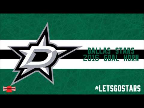 Dallas Stars 2016 Goal Horn