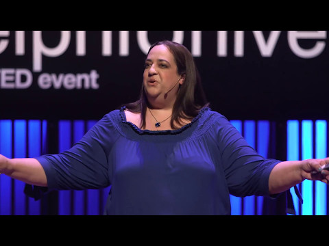 when-someone-you-love-dies,there-is-no-such-thing-as-moving-on-|-kelley-lynn-|-tedxadelphiuniversity