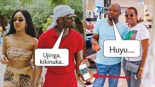 Diamond baada ya kulewa aporomosha tusi tazama mpaka mwisho, baba wa kambo afunguka