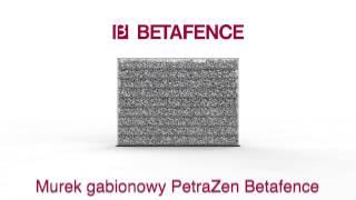 Betafence - montaż murku gabionowego PetraZen