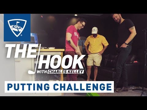 The Hook with Charles Kelley | Bobby Bones Putting Challenge | Topgolf