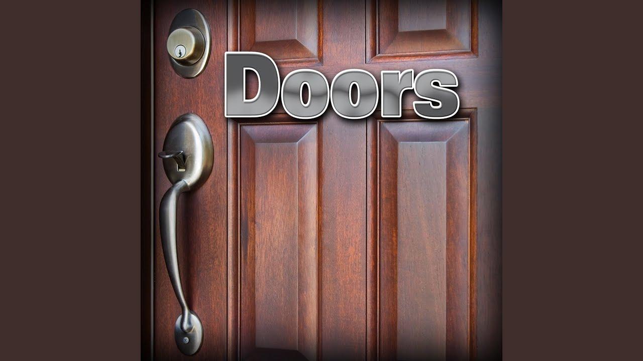 large electric metal door open or close door sound fx youtube. Black Bedroom Furniture Sets. Home Design Ideas