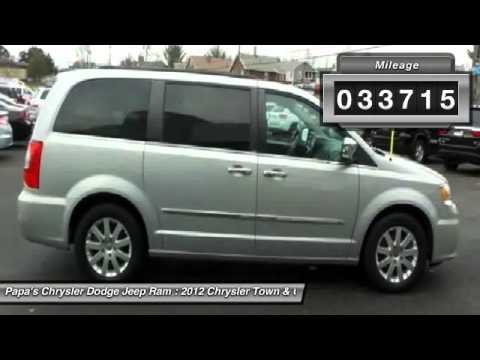 2012 chrysler town country new britain ct u10997 youtube. Black Bedroom Furniture Sets. Home Design Ideas