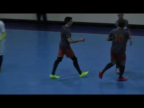 Premier League.10-й тур.Union Dynamo Otradniy - ZZBK1 (2-4) 1-й тайм