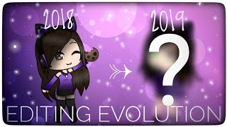 •Editing Evolution•    1 Year Birthday Special    Gacha Life