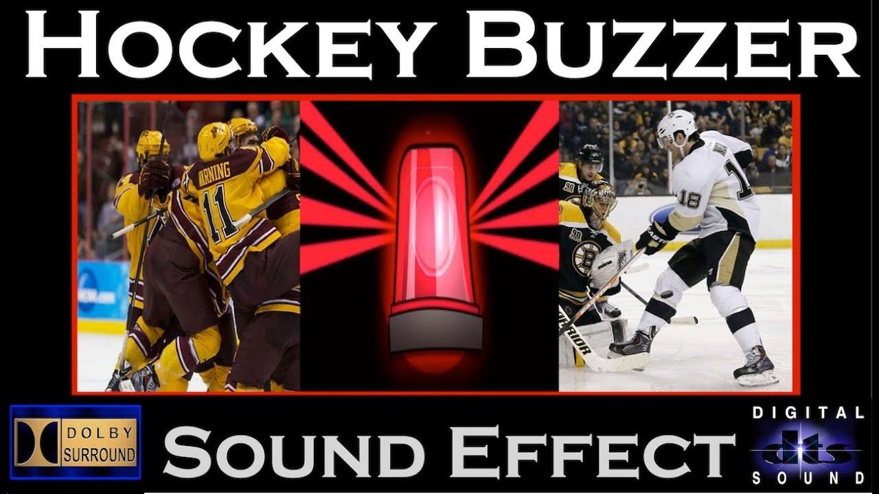 Hockey Buzzer Sound Effect | Hockey Buzzer | SFX | HIS RES AUDIO