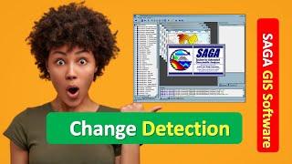 12 SAGA GIS Software Change Detection
