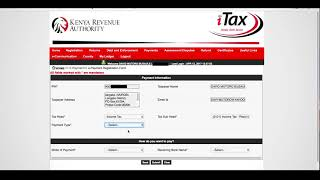 How To Generate Payment Slip For Income Tax.mp4