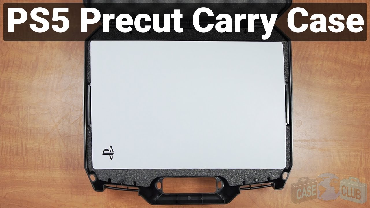 PlayStation 5 / PS5 Compact Carry Case - Video