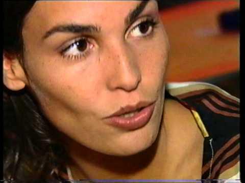 INES SASTRE - LA VITA IN DIRETTA RAIUNO- 2002
