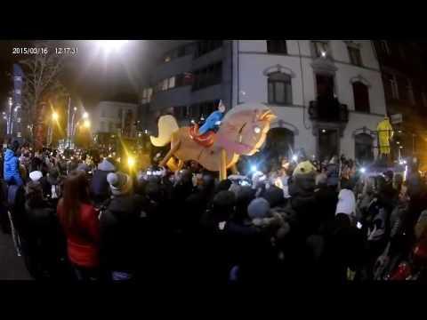 Parade de Noël rtl 2016