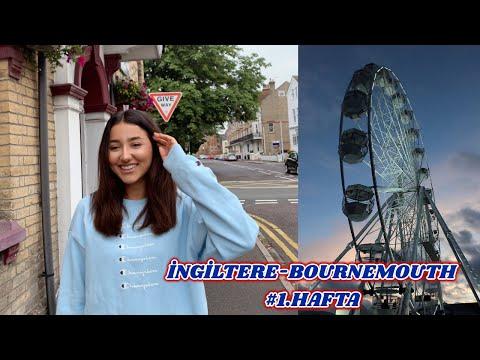 Çok Sevdim! // İngiltere Tatil -Eğitim Vlog 🎡🇬🇧