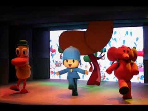 Pocoyo Show en Vivo - Super Pocoyo y sus amigos (Clip de fotos)