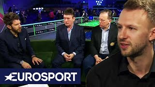Judd Trump: Ronnie Pushes the Game to Another Level | Northern Ireland Open Snooker 2019 | Eurosport
