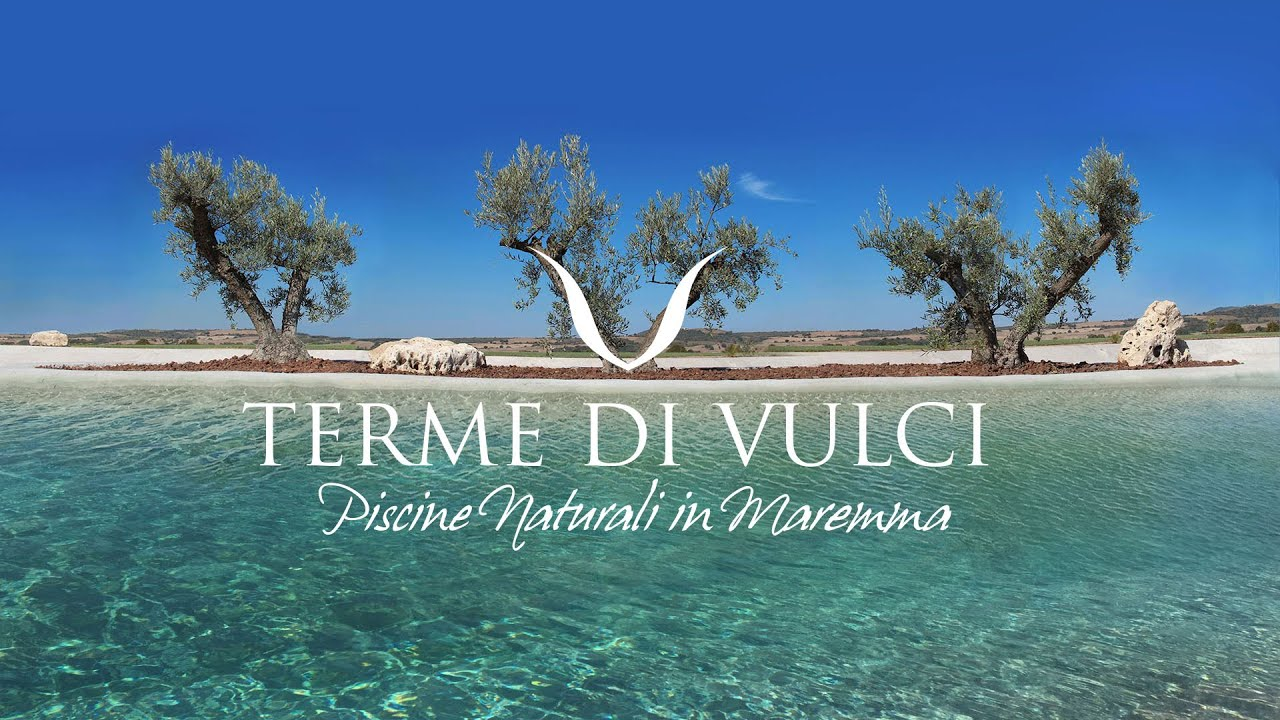 Terme di vulci piscine naturali in maremma official video youtube - Isola di saona piscine naturali ...