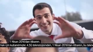 Vodafone Reklamı - 4 Bucak G Murat Bostancı