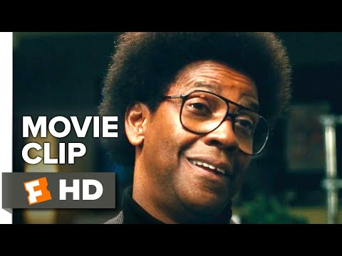 Roman J. Israel, Esq. Movie Clip - Polite (2017)   Movieclips Coming Soon